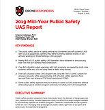 DRONERESPONDERS 2019 Mid-Year Public Saf
