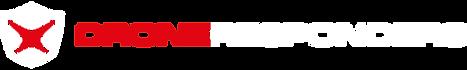 DRONERESPONDERS Logo Landscape Alternate