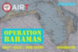 AIRT Operations Bahamas drone suport air