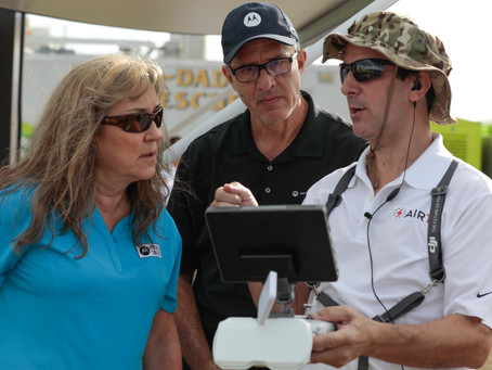 AIRT Receives Motorola Solutions Foundation Grant for DRONERESPONDERS Program