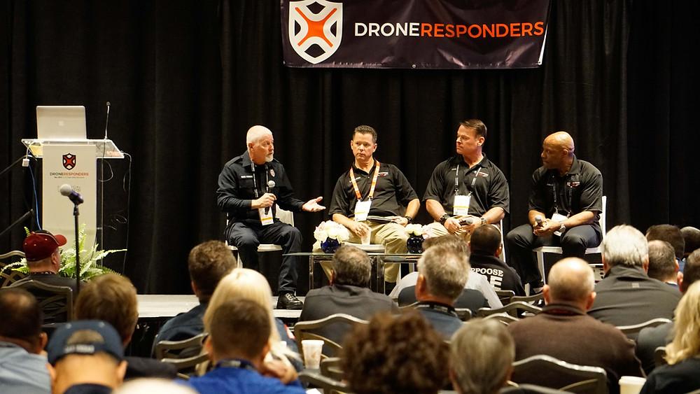 DRONERESPONDERS U.S. Public Safety UAS Summit