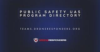 DRONERESPONDERS Public Safety UAS Progra