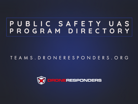AIRT Building World's Largest Air Force of Georeferenced Emergency Response Remote Pilots and Drones