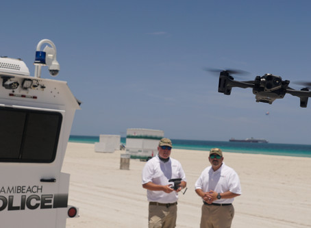 Parrot Partners with AIRT's Drones for Good and DRONERESPONDERS Public Safety UAS Programs