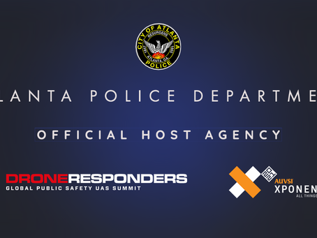 Atlanta Police Department to Host DRONERESPONDERS Public Safety UAS Summit at AUVSI XPONENTIAL