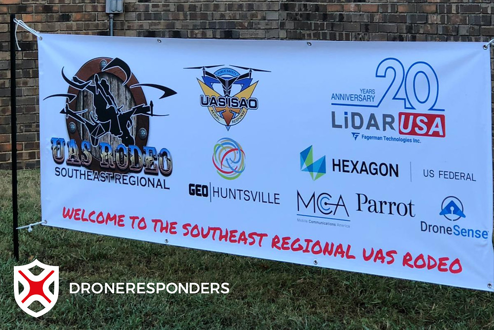 Southeast Regional UAS Rodeo partners