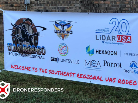 UAS ISAO and DRONERESPONDERS Partner to Promote Stakeholder Collaboration for Public Safety UAS