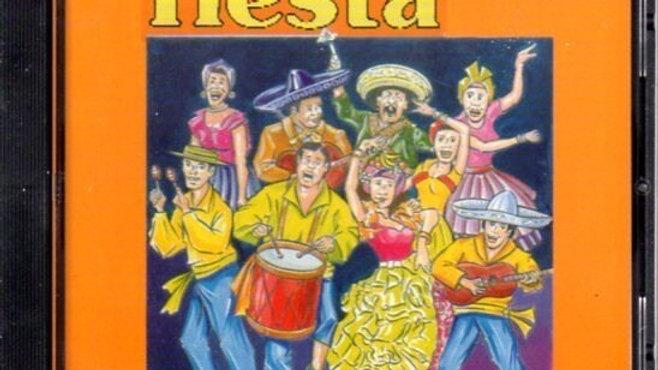 Barn Dance Fiesta (Book + CD Bundle)