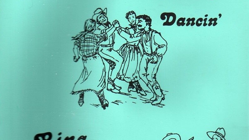 Barn Dancin' 'N' Country Dancin' (Book)