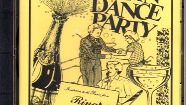 Barn Dance Party (CD)