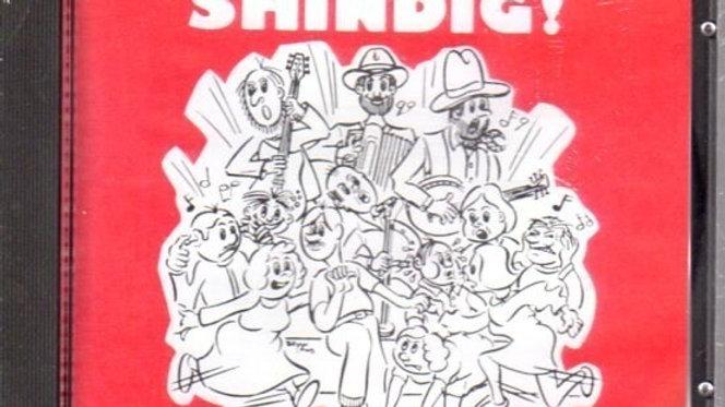 Barn Dance Shindig (CD)