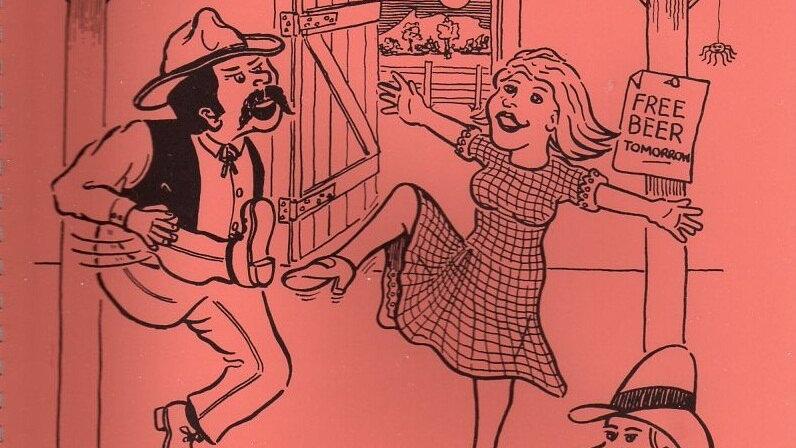 Barn Dance Hoedown (Book)
