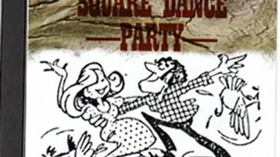 Square Dance Party (Book + CD Bundle)