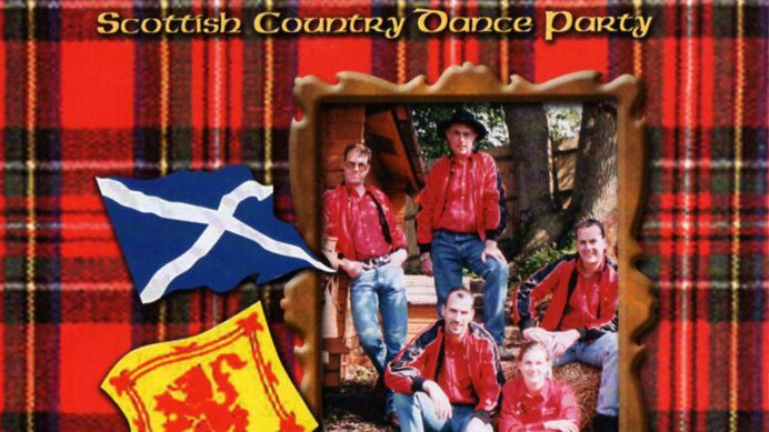 Scottish Country Dance Party (CD & Booklet)