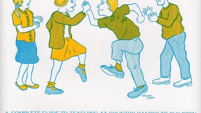 Country Dancing at School (Book, CD & DVD Bundle)