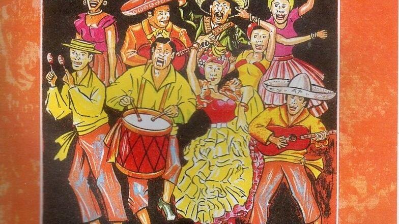 Barn Dance Fiesta (Book)