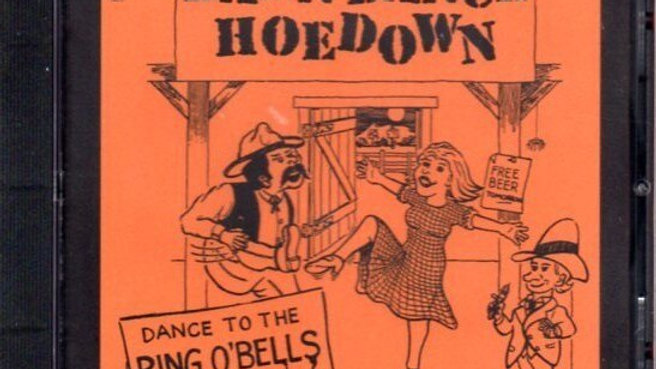 Barn Dance Hoedown (CD)