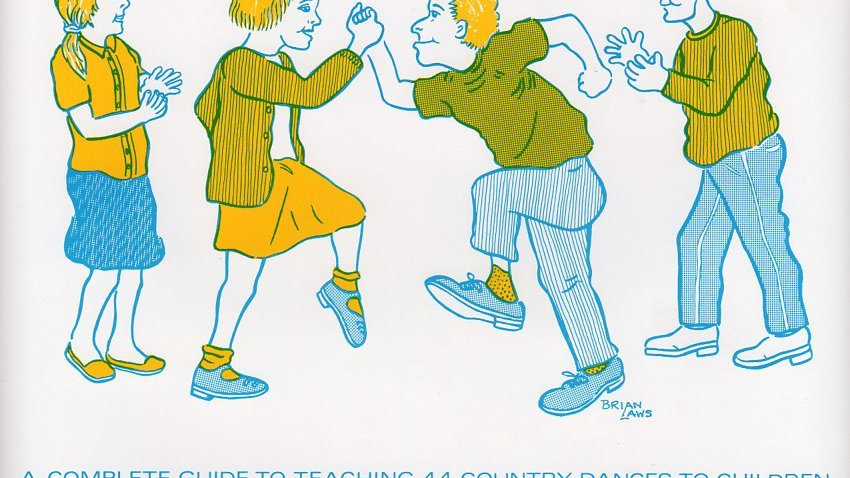 Country Dancing at School (Loose Leaf Book and CD)
