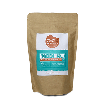 Morning Rescue Roasted Coffee