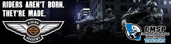 Harley Davison Riding Academy