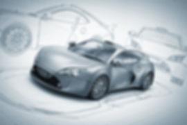 Szkic samochodów