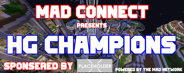 HG Chamions Twitch Event