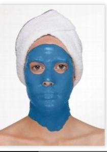 от воспаления кожи, маска для лица, Selvert Thermal, Le'Ra Икона Красоты, салон Le'Ra, косметология на Профсоюзной