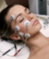 миостимуляция лица, электромиостимуляция, EMS тренировки для лица, миостимуляция Профсоюзная, миостимуляция для лица Нахимовский проспект