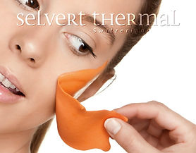 тонус кожи, укрепляющая маска, маска против морщин, selvert thermal,