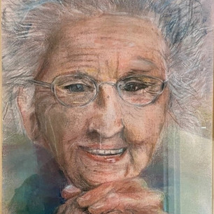 48. Our Granny by Yvonne