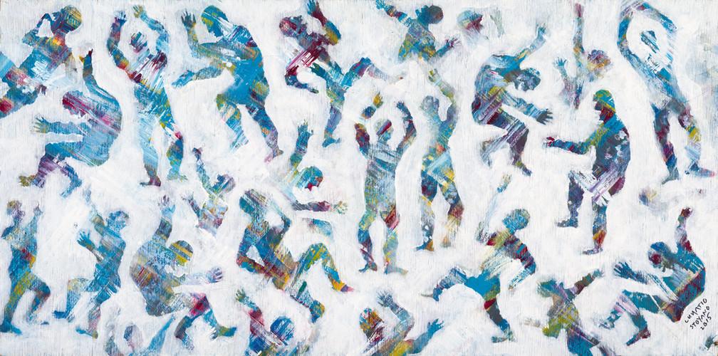 1. Dancers by Dusan