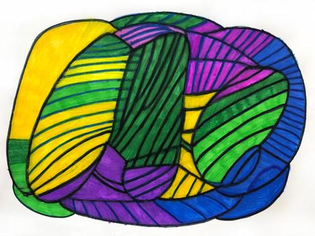 104. Abstract No.1 by Carol