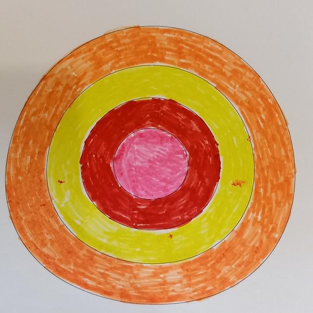 80. Bullseye by Graham