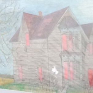 86. The Scary House by David