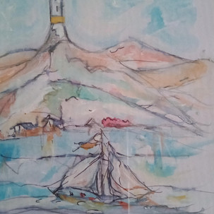 91. The Sail By, by Ted
