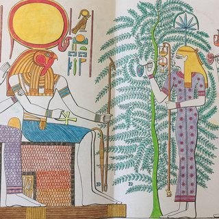 16. Life in Ancient Egypt by Shirley
