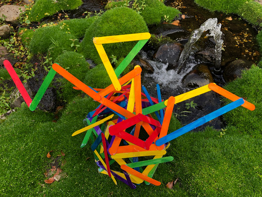 9. Sculpture no 1 by Peter