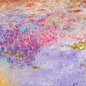 7. Flowers on Water by Maria
