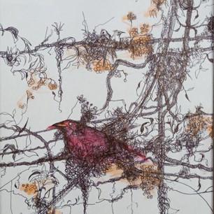 29. Bird on Nest by Garry