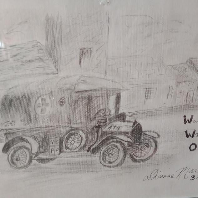 34. World War One by Dianne