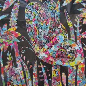 78. Beautiful colourful Butterfly by Beverley