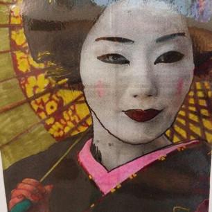 23. Geisha by Cynthia