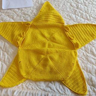 22. Star Child by Anne