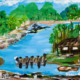 28. The Fishing Batch by Shona