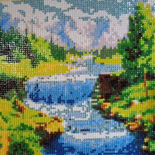63. Peaceful Waters by Lorraine