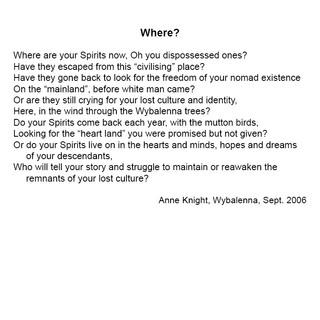 31. Where? by Anne