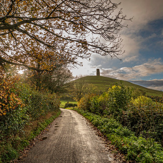 Autumn in Glastonbury