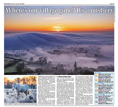 20.01.2020 - Daily Mail Landscape Photog