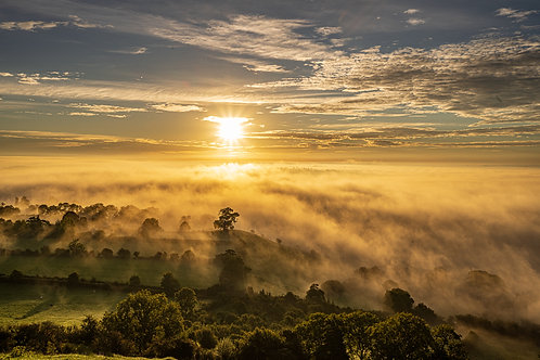 Limited Edition Print of September mists