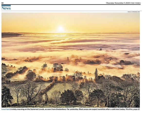 Newspaper - The Times - 05.11.2020.png